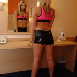 Amateur Latex Babe